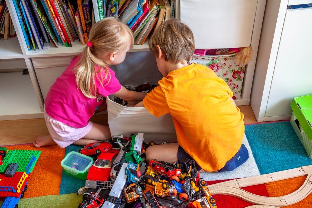 Общие советы родителям по оформлению комнаты для детей