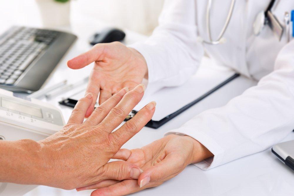 Хронические заболевания суставов
