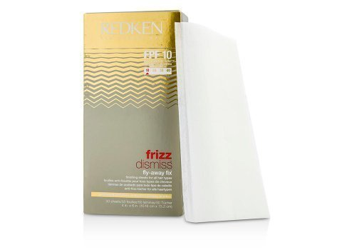 Салфетки Frizz Dismiss Fly-Away Fix, Redken Источник: cosmostore.org