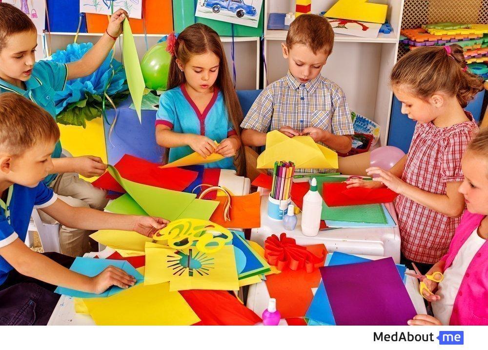 Занятия с детьми по возрастам