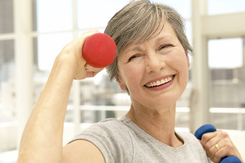 Вторая часть: основной фитнес-тренинг