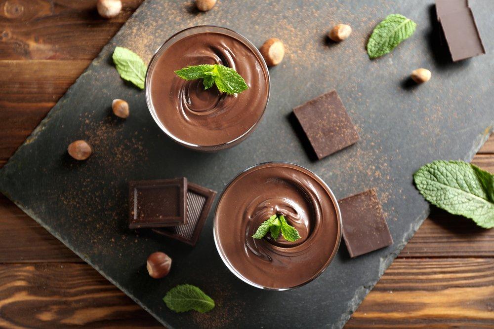 Какой шоколадный десерт может считаться диетическим?