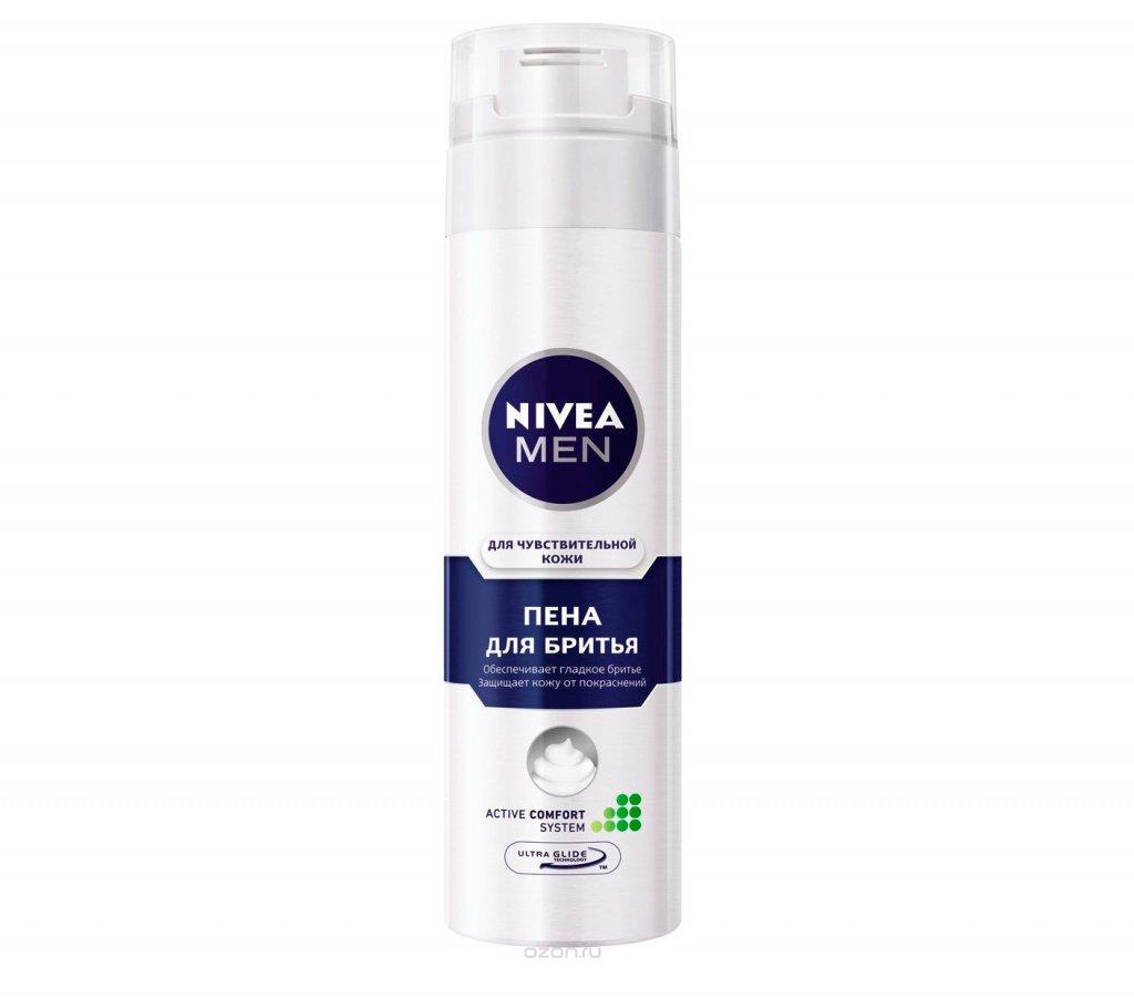 Пена для бритья Nivea for Men Источник: ozon-st.cdn.ngenix.net