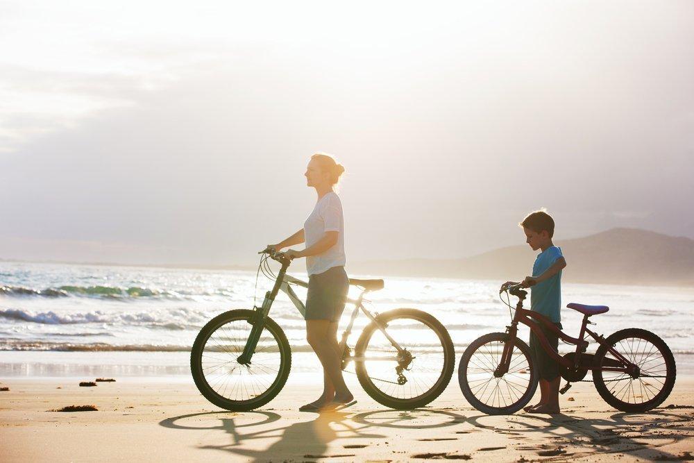 Какой вид активного отдыха выбрать: велосипед или фитнес?