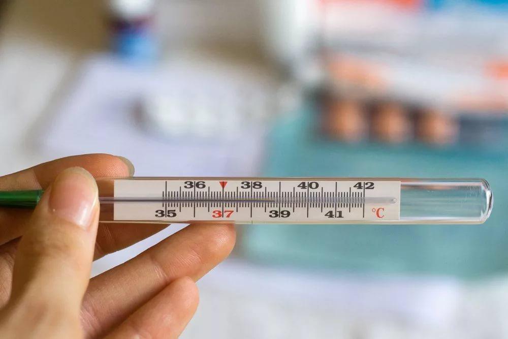 Температура после операции почему