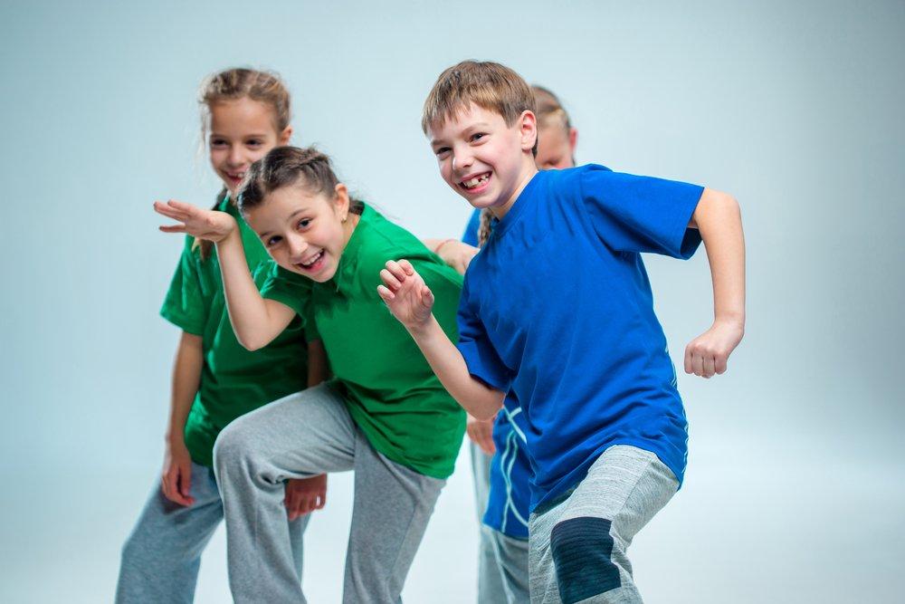 Танцы и ожирение