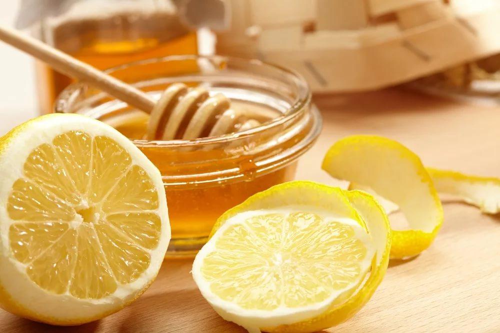 Антисептическая маска с медом