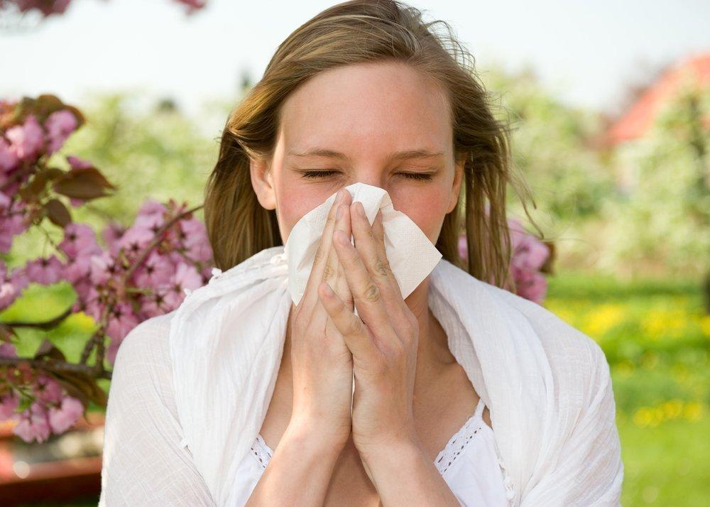 Поллиноз – это аллергия