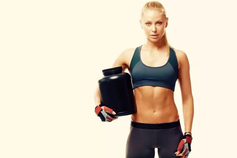 Спортивное питание в периоды сушки