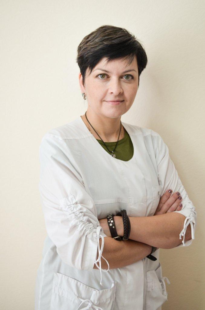Ирина Егорова, врач-косметолог
