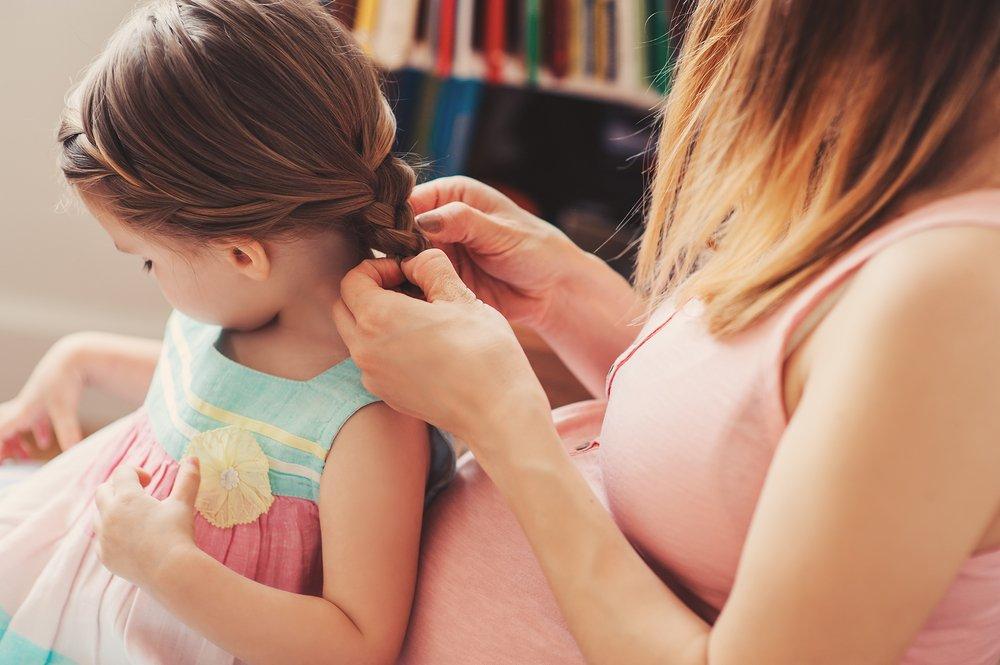 Плетение кос из волос на каждый день: яркие варианты