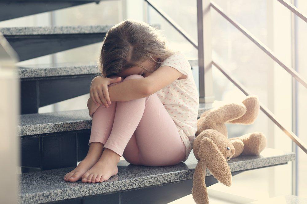 От чего дети страдают в семье?