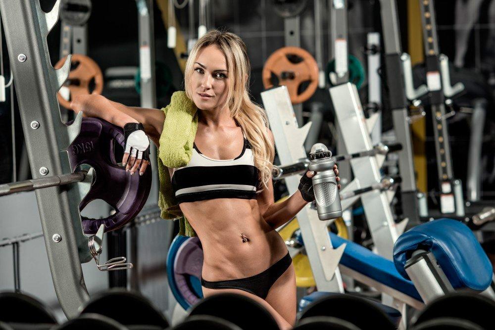 Секрет красоты: спортзал спасет от целлюлита