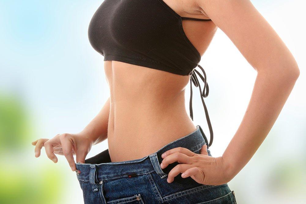 Проблемы похудения