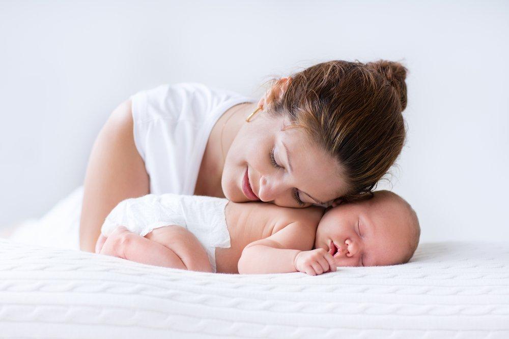 Психология женщины и мужчины после рождения ребенка