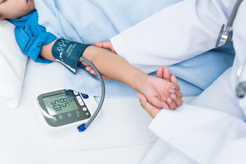Измерение давления в детском возрасте