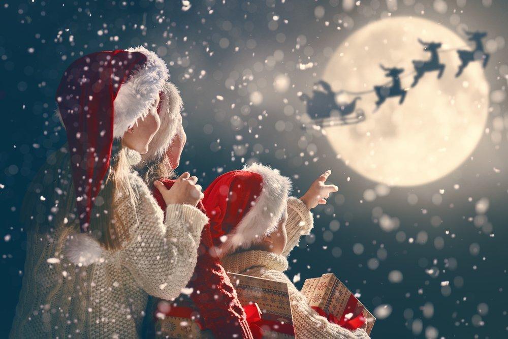 Поездка к Деду Морозу или сказочные каникулы