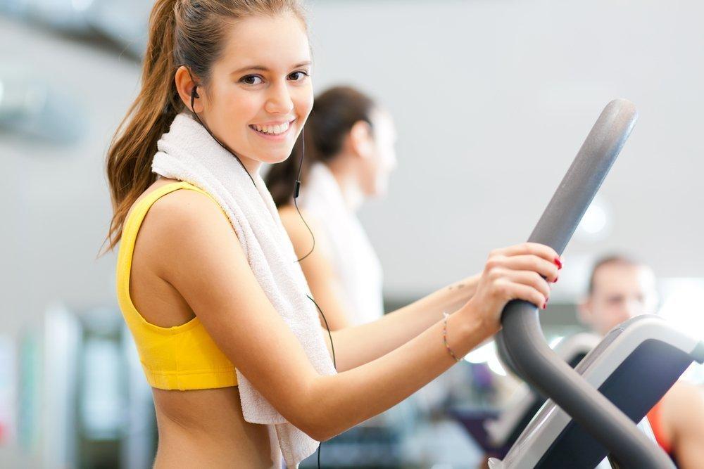 Фитнес-тренировки для юных девушек