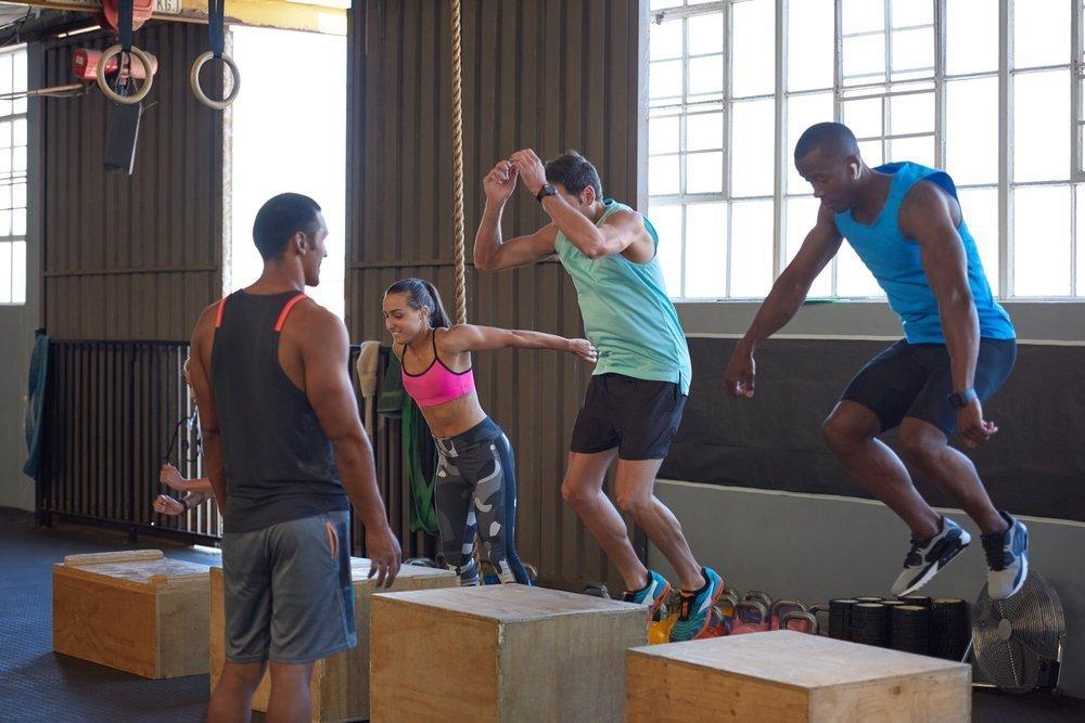 Основы занятий фитнесом в технике кроссфит