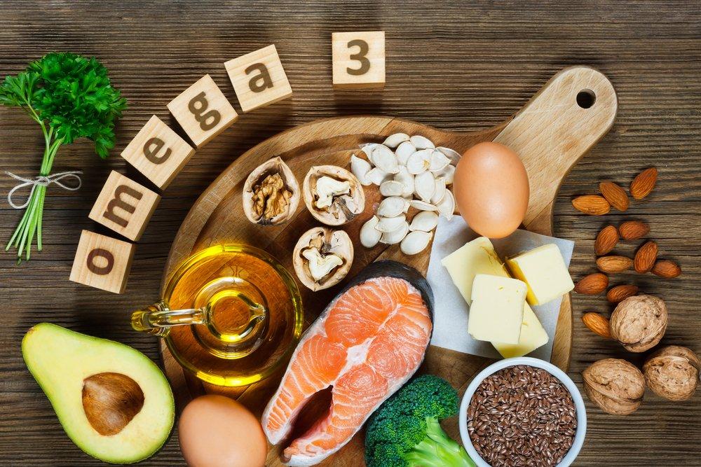 Полиненасыщенные жирные кислоты: IQ, серотонин, иммунитет и не только
