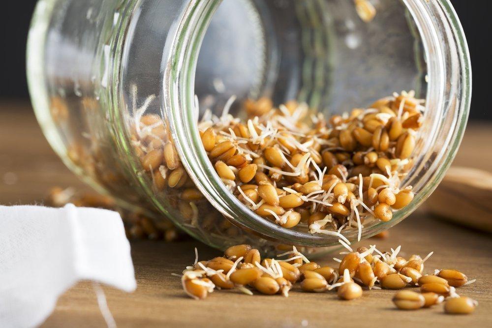 Пророщенные семена и инфекционные болезни