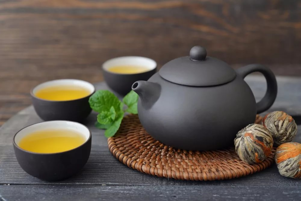 Желтый чай для улучшения умственной деятельности