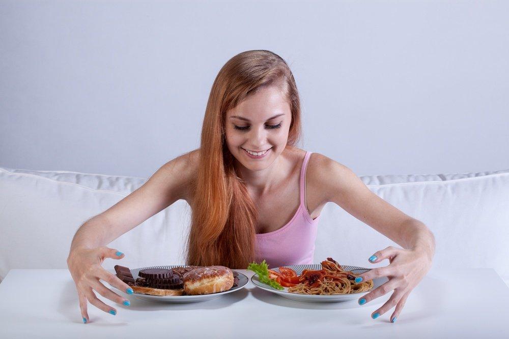 Привычки, способствующие набору лишнего веса