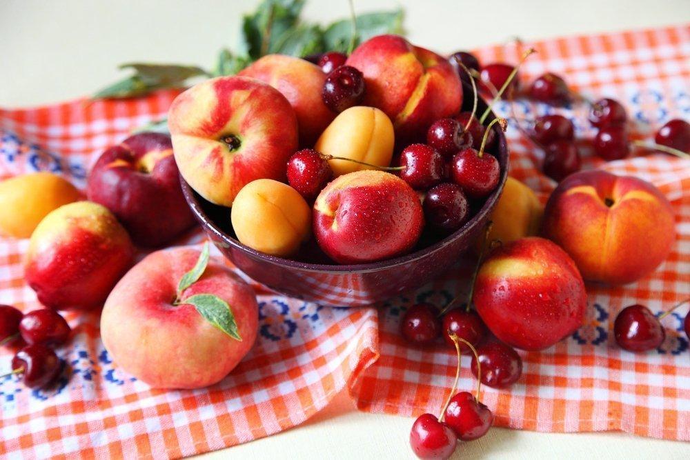 Простые рецепты для диеты с низкокалорийными фруктами