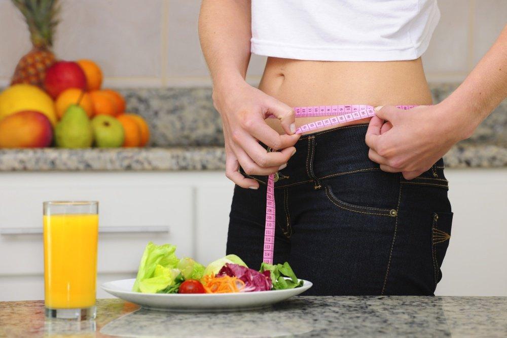 Необходимы ли диеты для похудения живота?