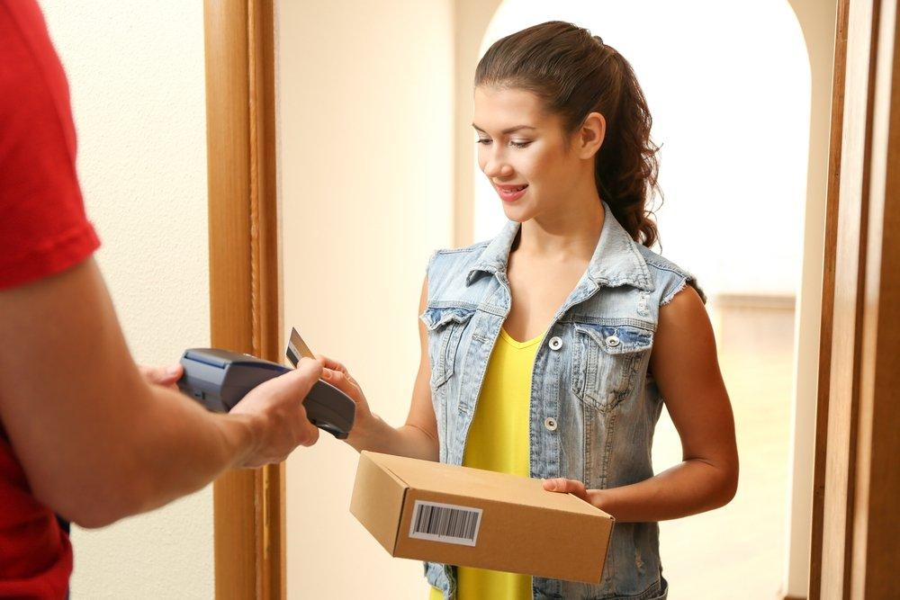 Заказывайте продукты и прочие товары на дом