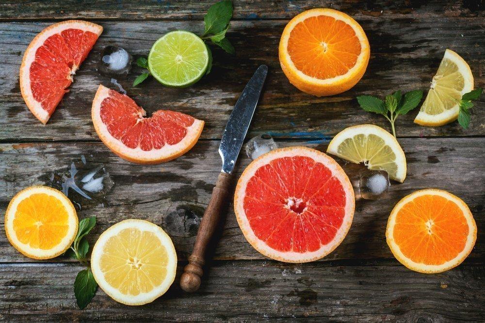 Витамин С — важная часть здорового питания