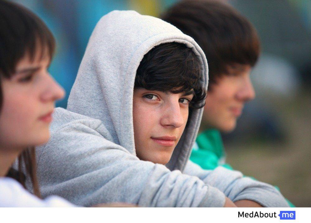 Симптомы депрессии у подростков