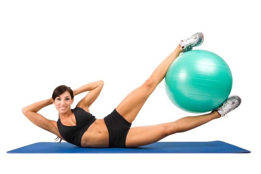 Упражнение 8: Боковые скручивания Источник: onedio.com