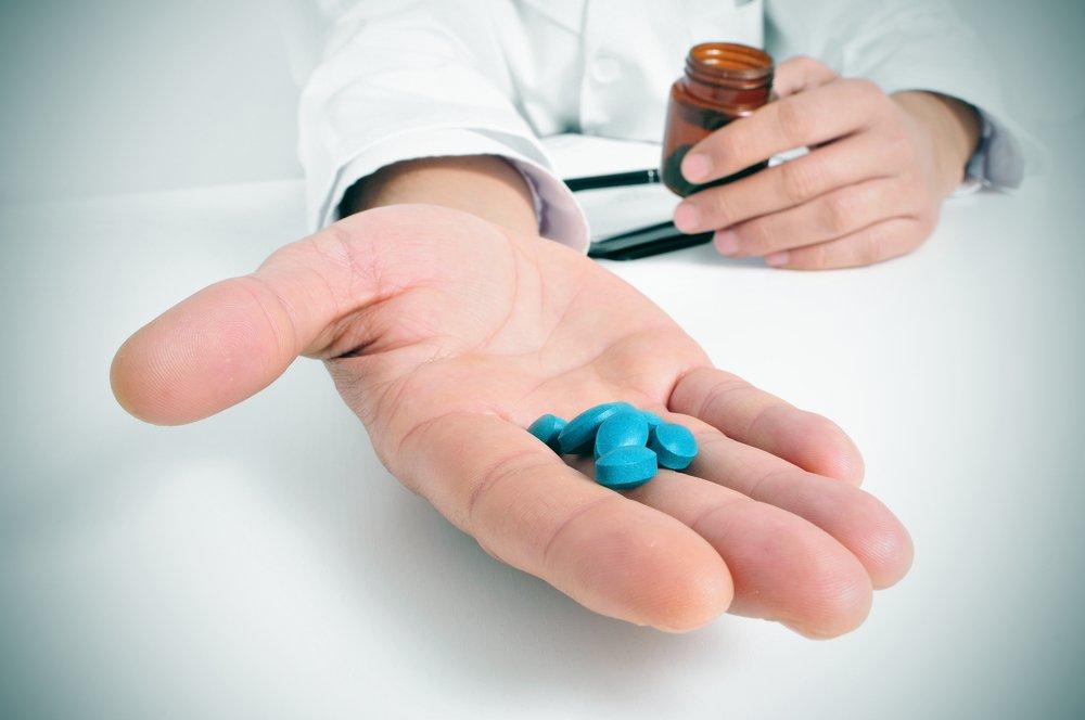 Виагра и операции