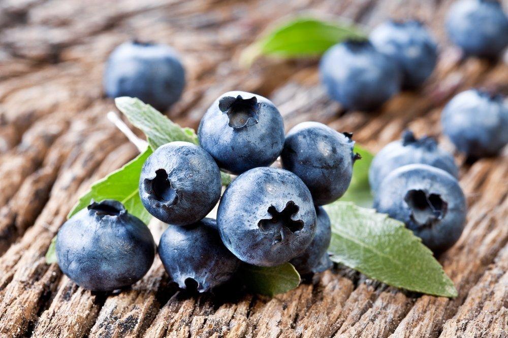 Какие витамины и минералы находятся в ягоде?