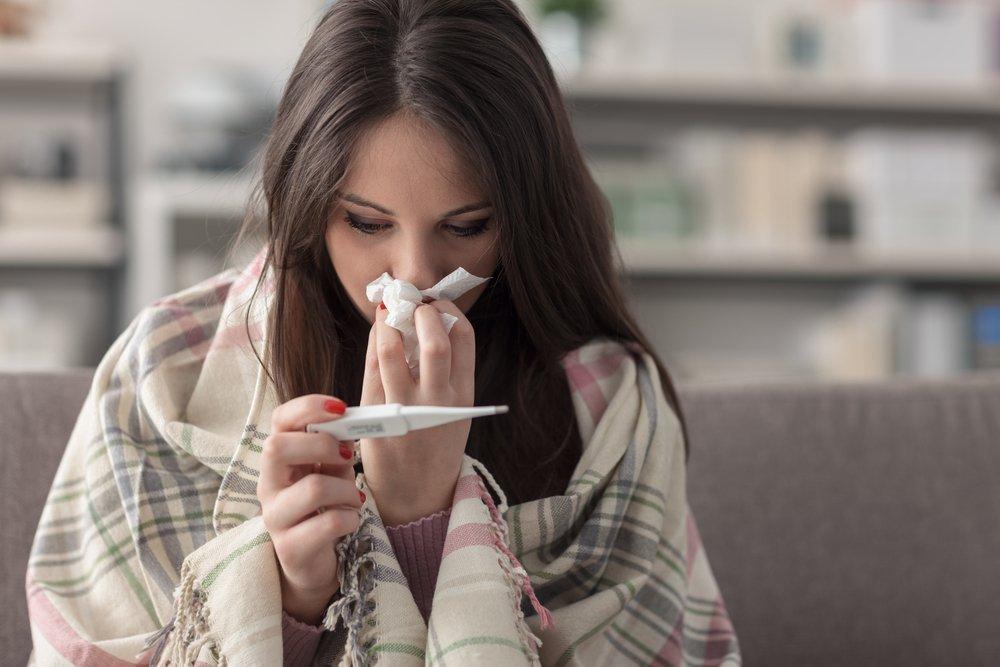 Обычное ОРВИ, грипп или COVID-19?