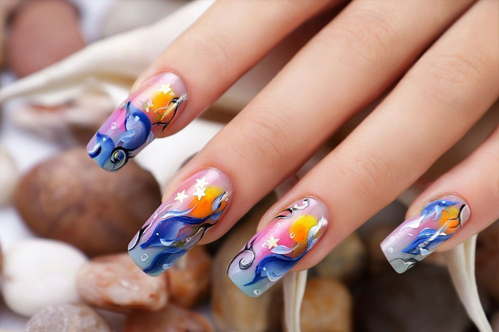 Факторы, влияющие на красоту и здоровье ногтей