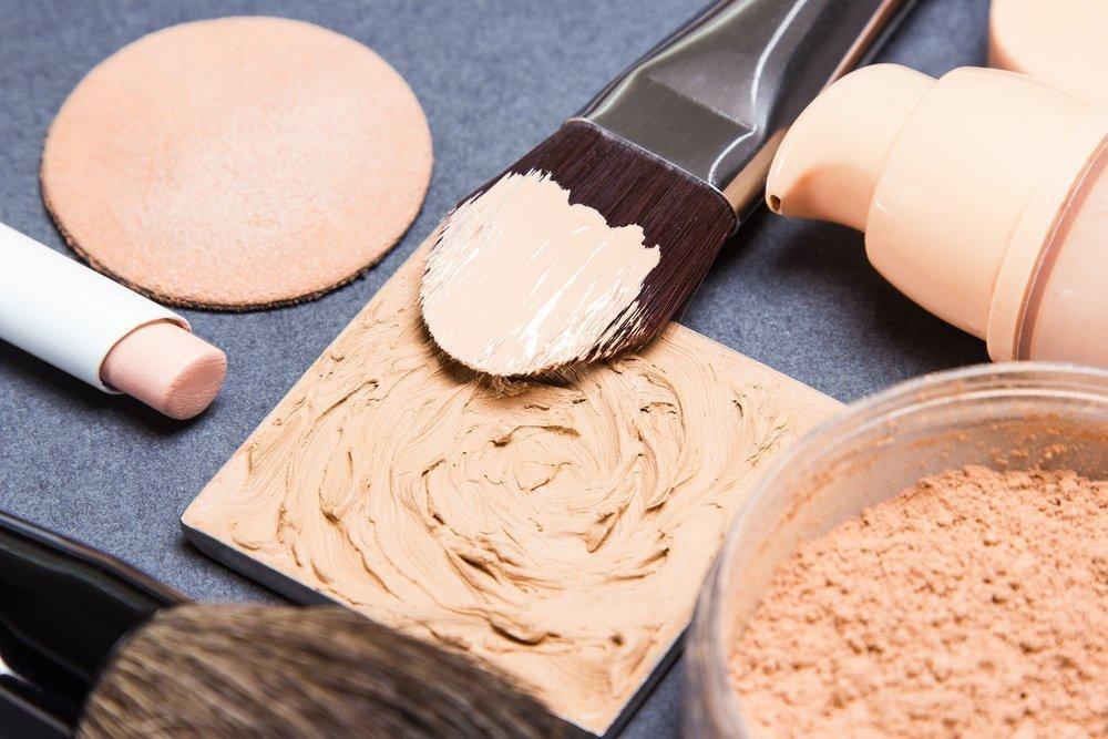 Тональный крем для здоровья сухой кожи