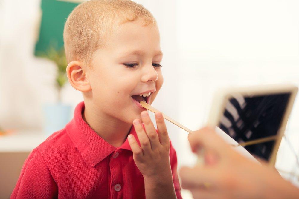 точечный массаж ребенку от простуды