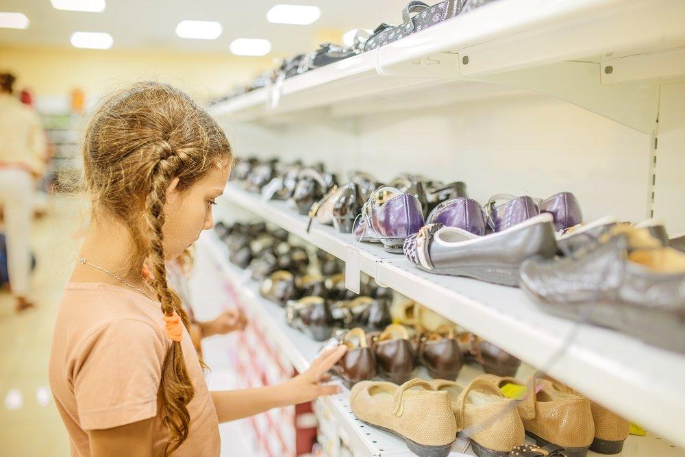 Детская обувь и путаница вокруг нее