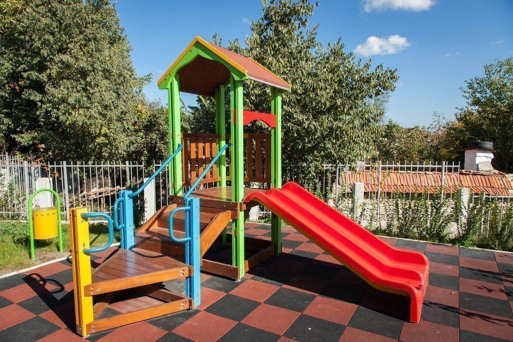 Обустраиваем детский спортивный комплекс