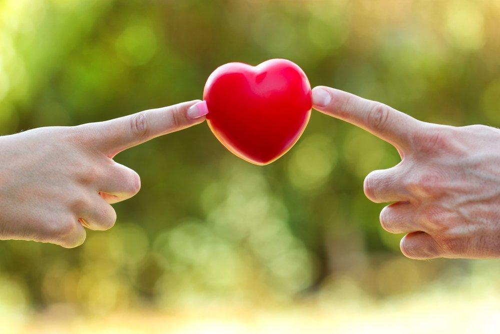 Когда любовь растворяет человека