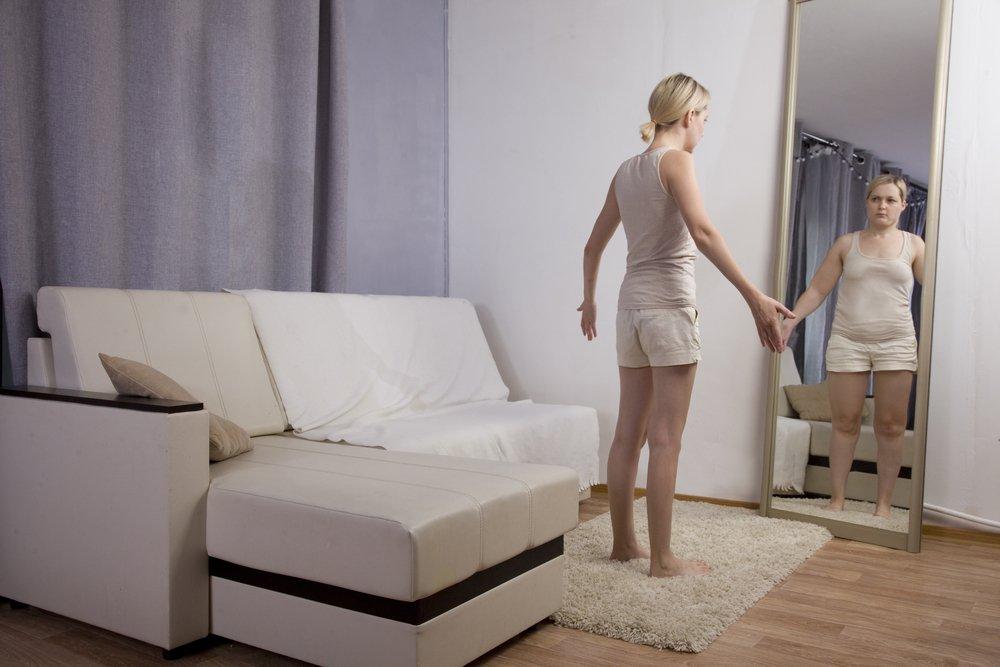 В каких случаях борьба с лишним весом заканчивается анорексией?