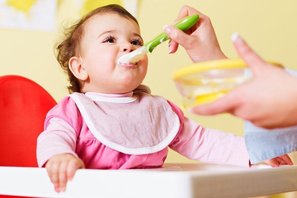 Изменения в рационе и поведение ребенка