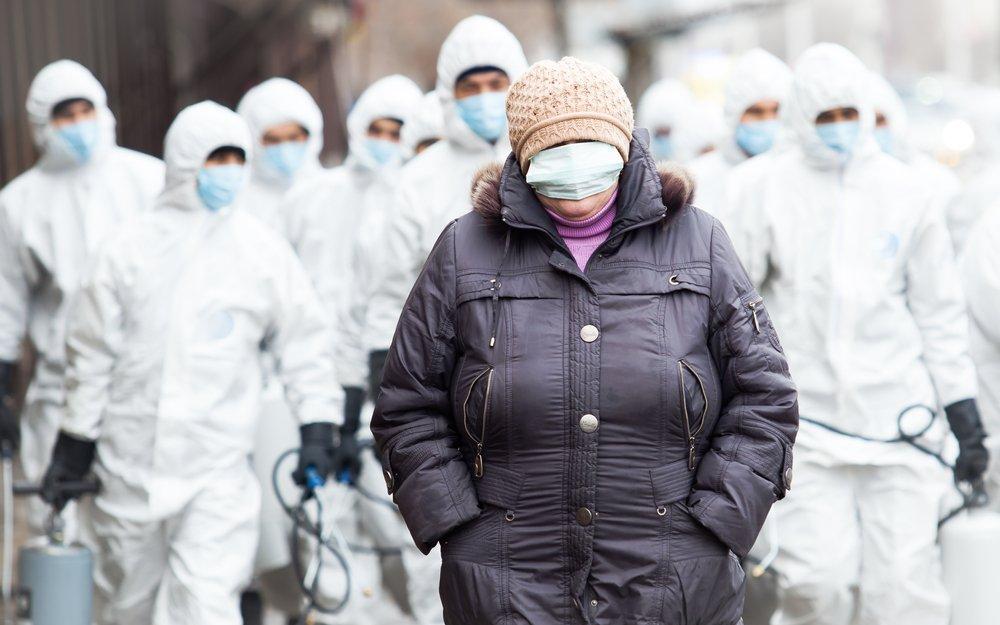 Вооруженные силы Казахстана атакуют коронавирус