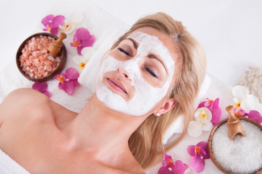 Применение народных средств для красоты кожи