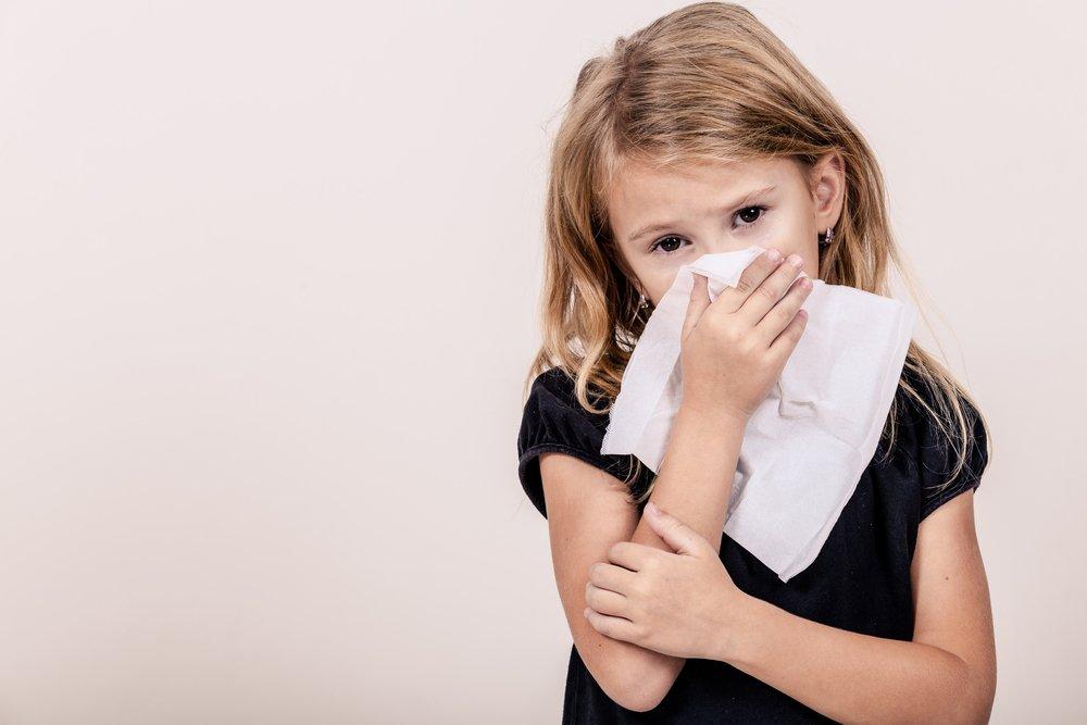 Сыпь, зуд и ручьи из носа: симптомы аллергии