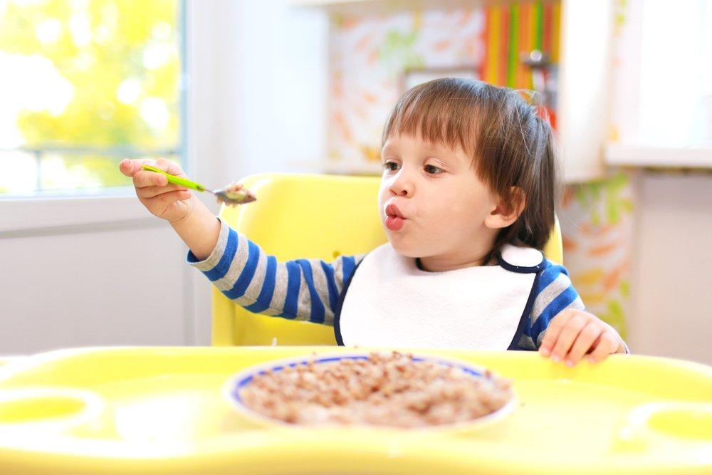 Коррекция питания в терапии приступа