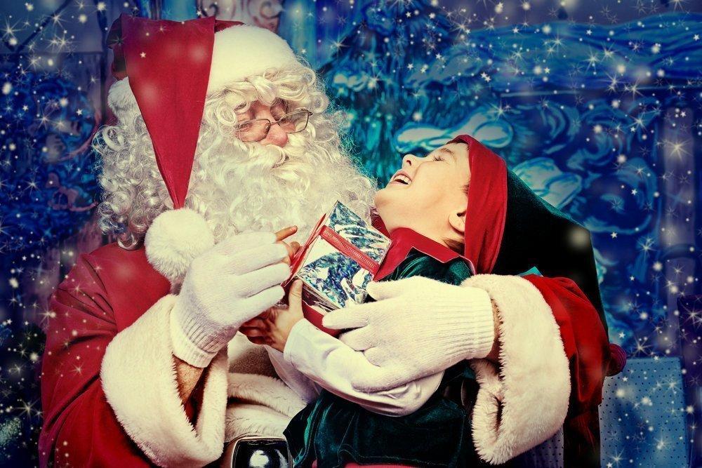 Привлекаем старшего ребенка в помощники Деда Мороза