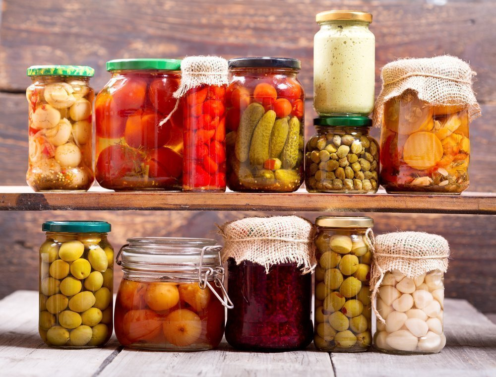 Продукты, которые следует исключить из рациона питания